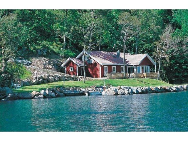 Ferienhaus für 10 Personen in Farsund, Norwegen