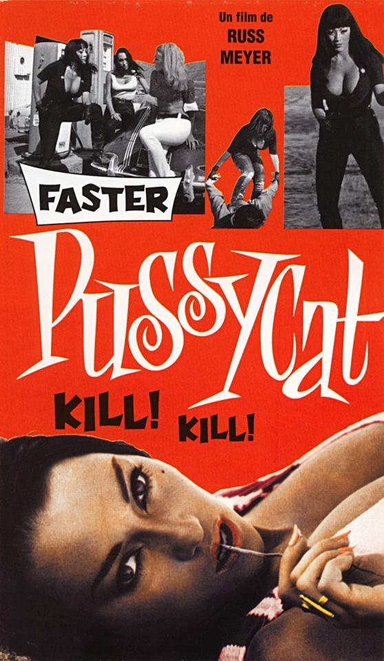 Faster, Pussycat! Kill! Kill! (1965) - Dirigido por Russ Meyer (via Filme Online Toca dos Cinéfilos)