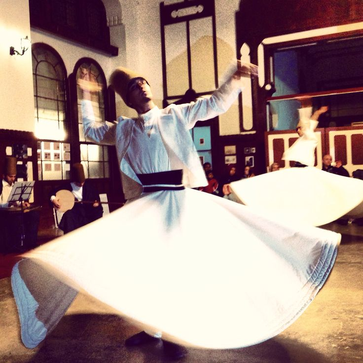 #Whirling #dervish #white #hat #istanbul #ecstasy #dancing #music #tradition
