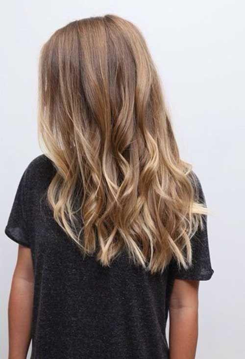 Idées brillantes sur les coupes de cheveux ondulées Si vous avez les cheveux n…