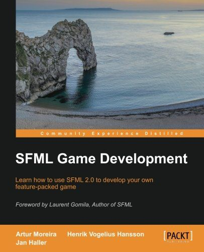 I'm selling SFML Game Development by Jan Haller, Henrik Vogelius Hansson and Artur Moreira - $10.00 #onselz
