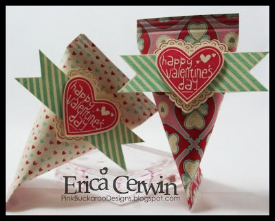 OMG how cute are these Sour Cream Containers by Erica Cerwin.  Sew sweet!  ♥♥♥