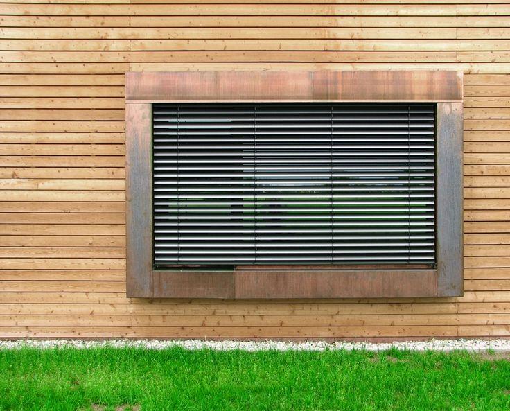 20 besten fassade holz bilder auf pinterest fassade holz dachfenster und dachgauben. Black Bedroom Furniture Sets. Home Design Ideas