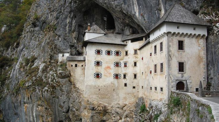 Largest National ParkThe largest cave castle is the Predjama Castle in Slovenia, which has perched for 700 years on a 400 foot tall cliff. (Photo: Flickr/KLMircea)