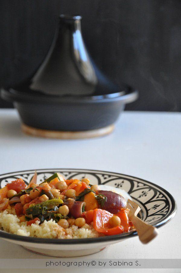 tajine patate dolci peperoni curcuma