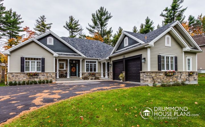 Drummond House Plans - Best Of Houzz 2015 Award