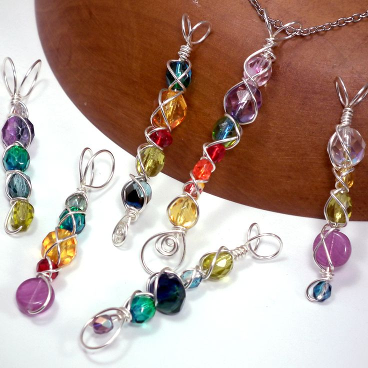 more wire wrapping