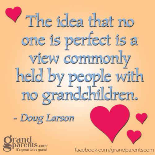 So true, mine are pretty perfect :-)