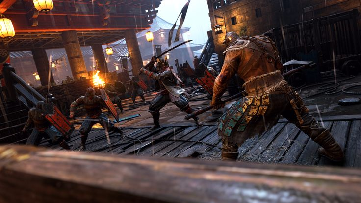 Meet For Honor: the game with a life of its own that its creator had to relearn how to play   For Honor is one of those rare games that doesn't fit neatly into a single genre.  On the face of it it's a hack-and-slash in the same vein as Dynasty Warriors; a game about roaming a battlefield killing crowds of minor enemies before facing off against generals in an opposing army.  But to call it a hack-and-slash feels reductive. When you switch to fighting generals the game's entire focus changes…