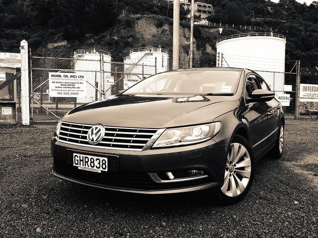 Volkswagen CC TDi 2012 by Miles Continental, via Flickr