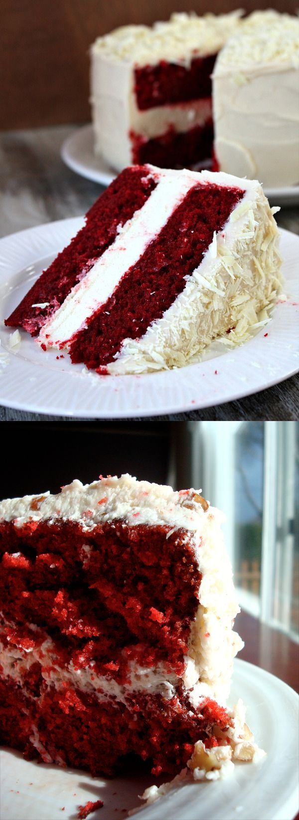 The Most Delicious Red Velvet Cake - Perfect for Valentine's Day