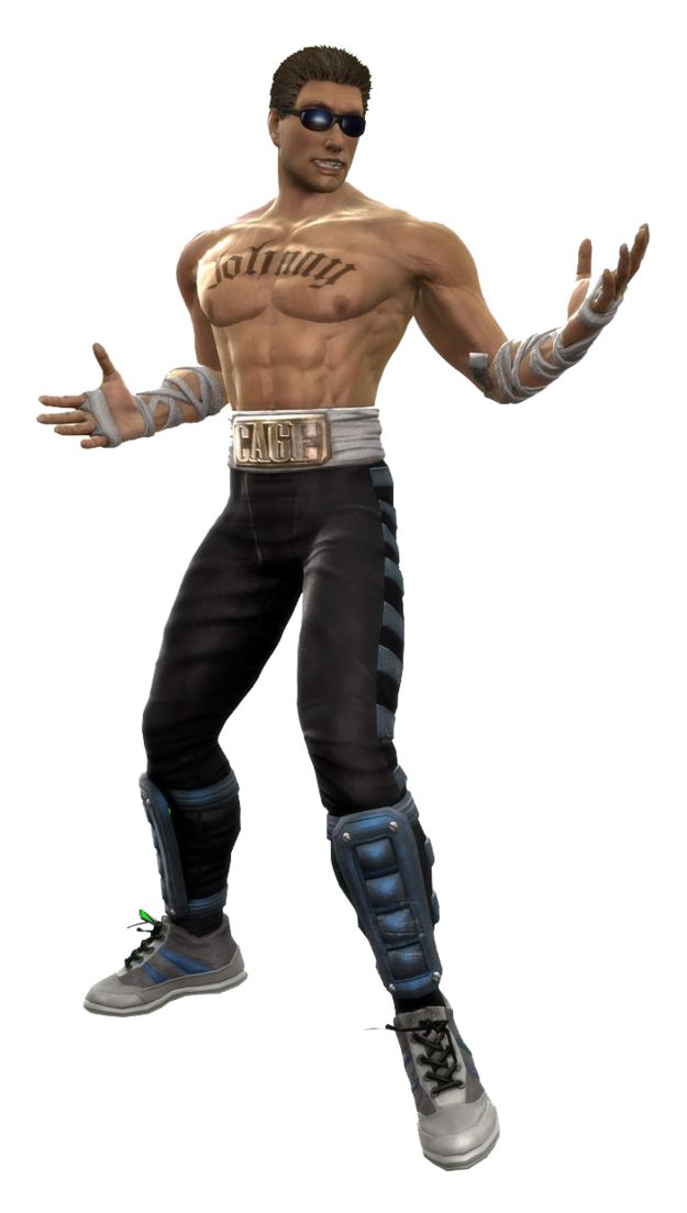 """Which Klassic """"Mortal Kombat"""" Character Are You"""