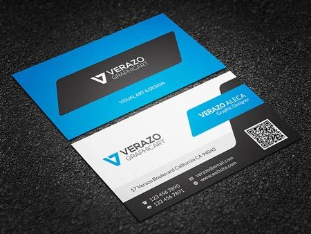 Creativemarket Creative Corporate Business Card 50676