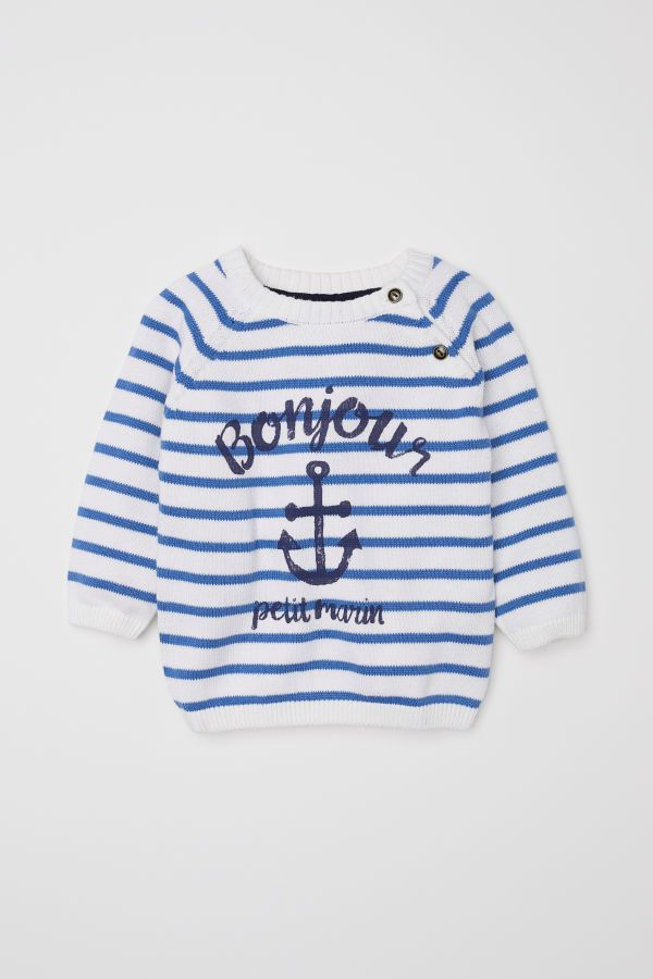 Watermelon Printed Toddler Kids Crew Neck Sweater Long Sleeve Soft Knit Jumper Top