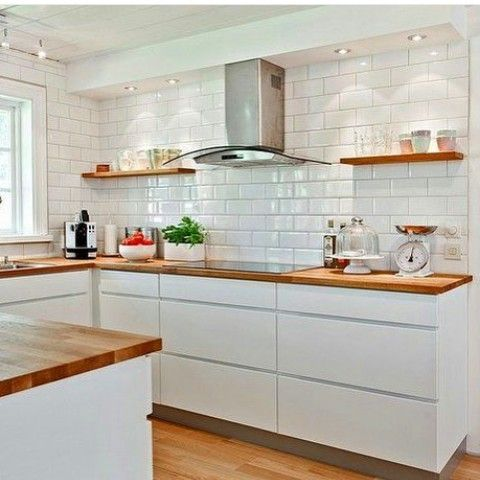 25+ parasta ideaa Pinterestissä Esstisch holz weiß - arbeitsplatte küche massivholz