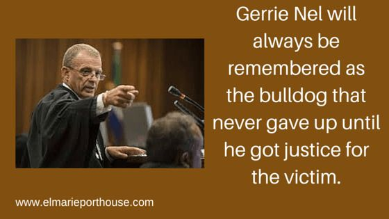 Gerrie Nel Got His Man - Oscar Pistorius Guilty of Murder!