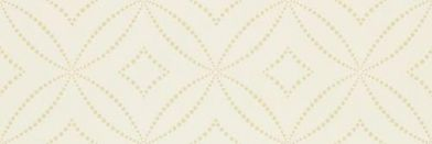 Adele (110114) - Harlequin Wallpapers - A pretty geometric design with a small lime green dotted outline - showing in cream, other colour ways available. Please request a sample for true match. Paste-the-wall product.