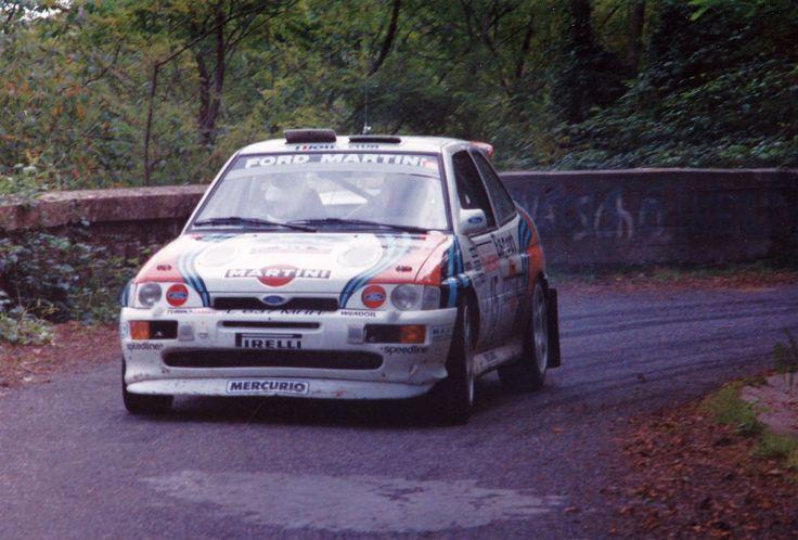 San Remo 1994  - Wilson Malcolm - Thomas BryaniconFord Escort RS Cosworth