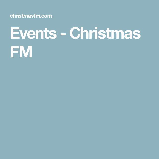 Events - Christmas FM
