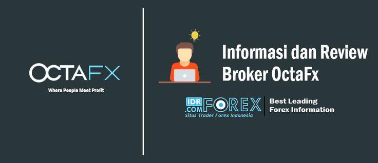 Informasi dan Review Broker OctaFX - https://twitter.com/idrforex/status/765866844536221696