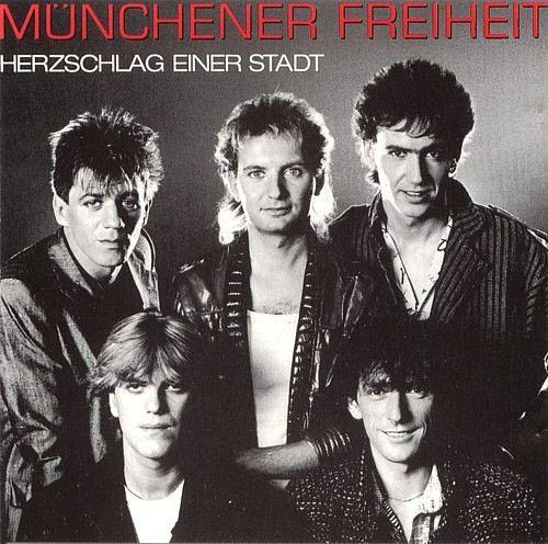 Munchener Freiheit-Herzschlag Einer Stadt from 1984.