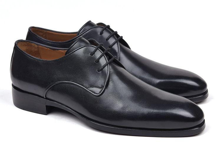 Mens Derby Shoes Black - PRO Quality