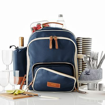Insulated Picnic Backpack | Mark and Graham