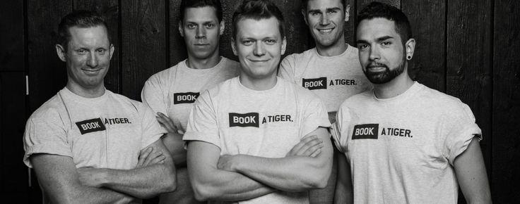 BOOK A TIGER setzt Expansion massiv fort und launcht in den Niederlanden