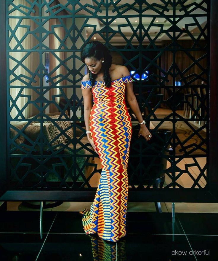 "I Do Ghana photo  | ""Congrats to HanasPlace"" | Photography by Ekow Arkowful | #GhanaFashion #AfricanFashion #KenteFashion"