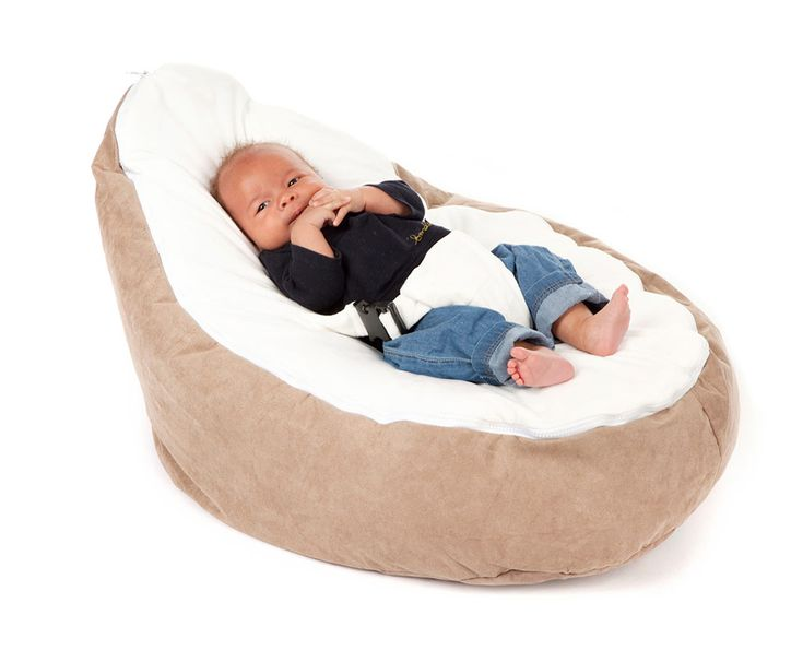 Take A Look At This Creme Caramel Beanbag Chair By Baby On Today