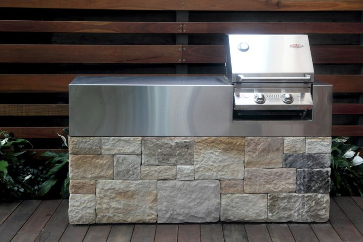 I like the stainless steel overlap. Envision this with your stone.....