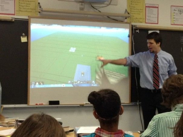 Minecraft in school? How cool! - The Washington Post