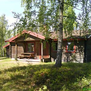 Siljansborgs stugby, Rättvik