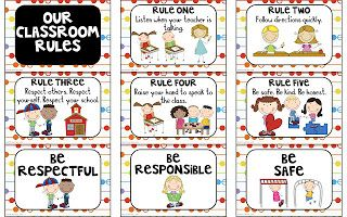 Inspired by Kindergarten: Search results for Rules