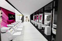 Marco Aldany Pop-Up Beauty Salon - Architizer