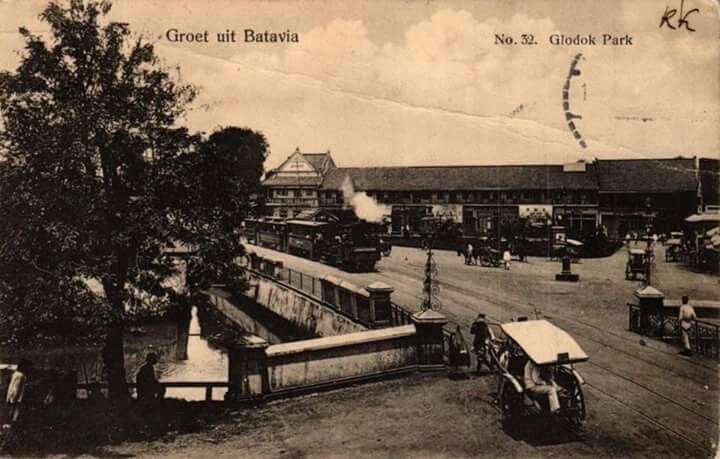 Glodok, Batavia ( year unknown)