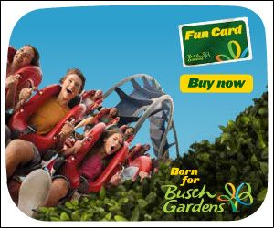 62 Best Images About Ideas For Parents On Pinterest: busch gardens williamsburg discount tickets