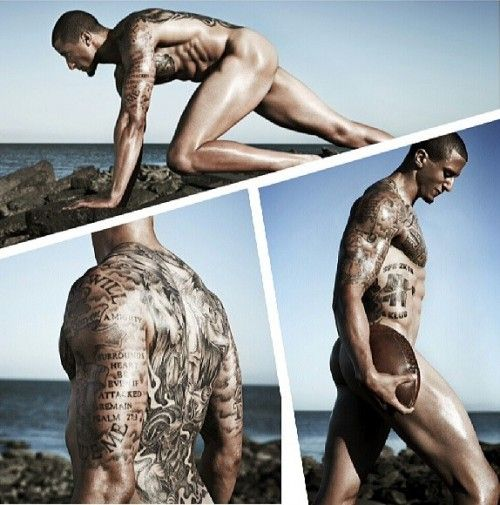 Colin Kaepernick featured on cover of ESPN body issue