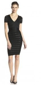 FRENCH CONNECTION WOMEN'S WINTER SPOTLIGHT BANDAGE DRESS