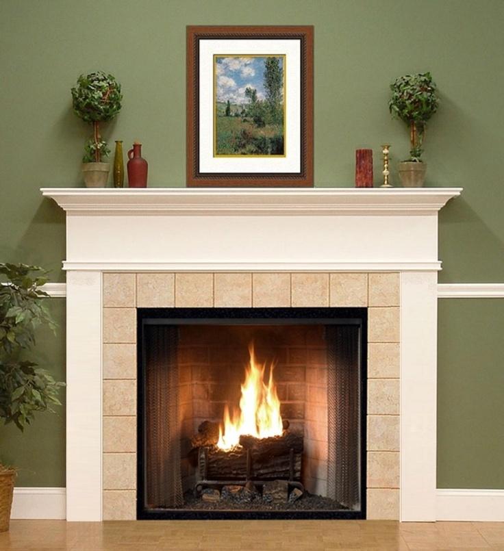 Simple Fireplace Mantel Ideas 10 Best Fireplace Mantel Images On Pinterest  Fireplace Mantels