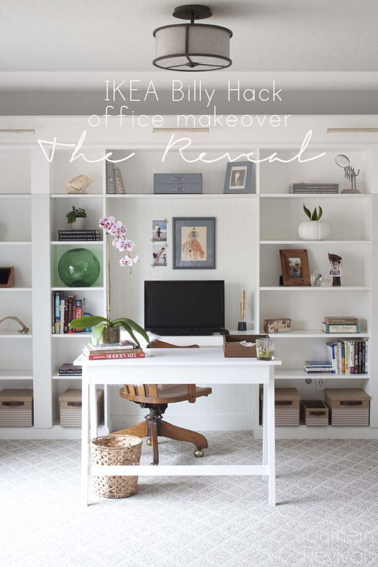 Best 25 ikea office hack ideas on pinterest ikea desk for Ikea office ideas
