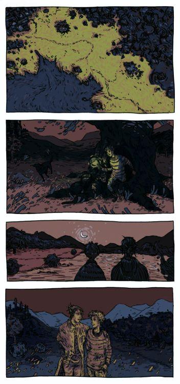 """llhun: """"Если бы идея Люпин и Сириус пробирается в территории Хогвартса для воспоминанию какого-нибудь мародера.  Может быть, в то время Сириус живет в пещере близ Хогсмид во время Кубок огня .. """""""