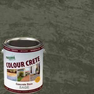 bton base de peut tre 1 concrete stain colour crete gal sage sage semi sasko barn crete 1 transparent water - Colorant Beton Brico Depot