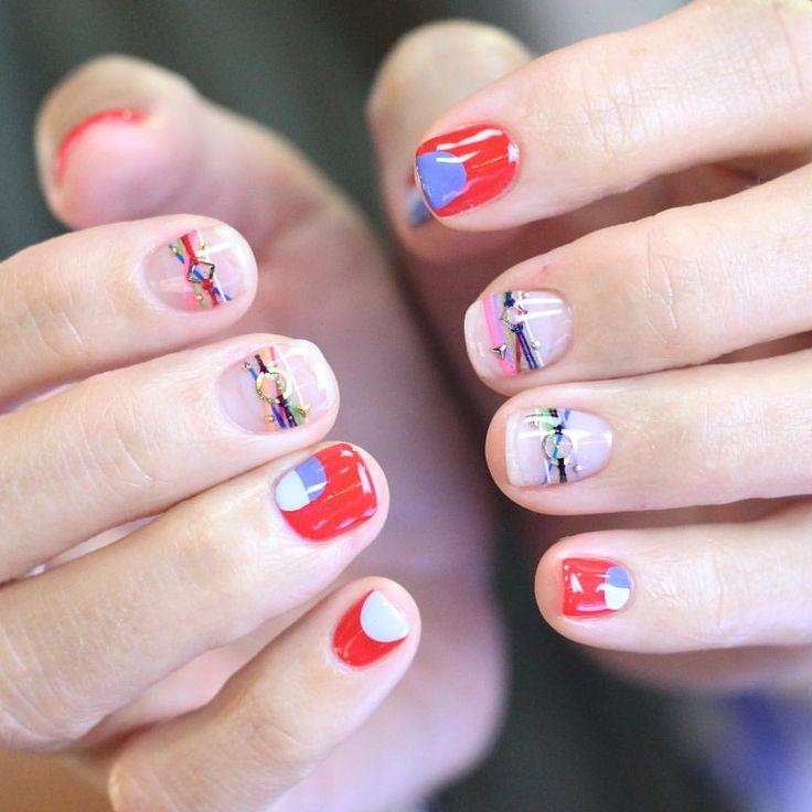 Best Korean Nail Art ~ The nail smith les smiths april korean art ...