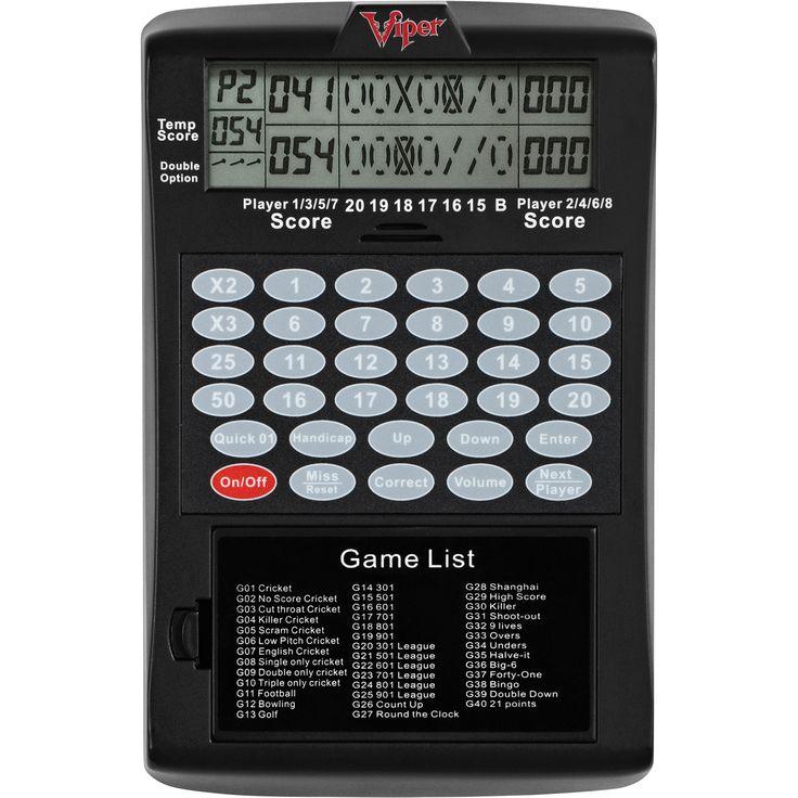 Viper DigiScore Digital Dart Scorer | www.kotulas.com | Free Shipping