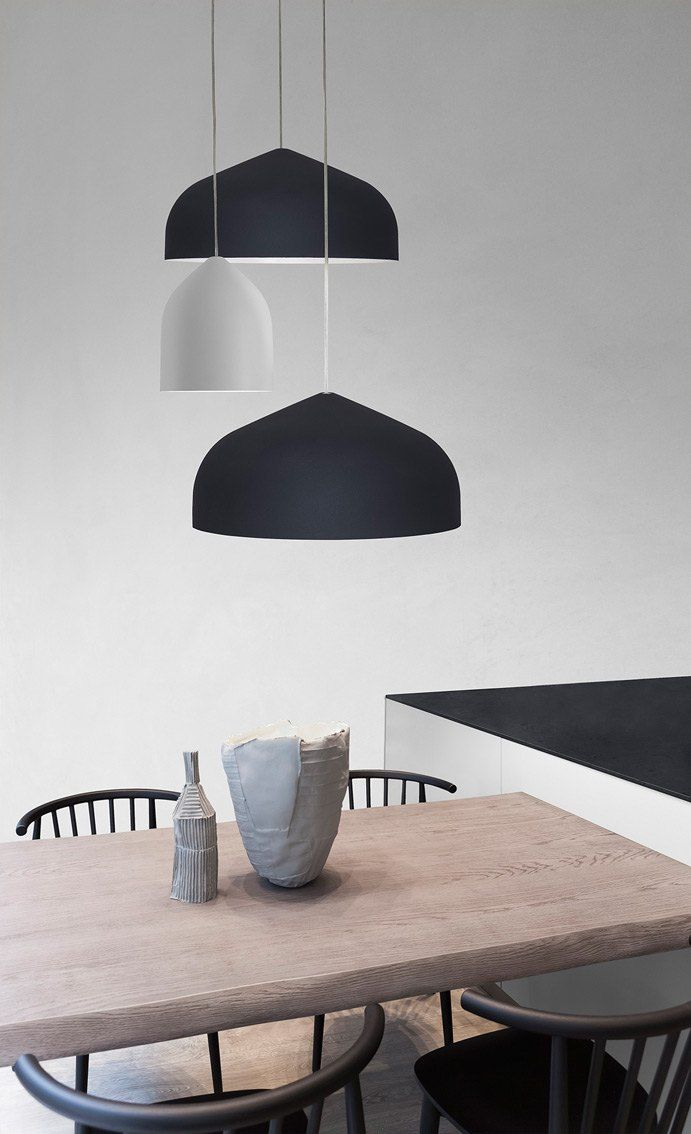 Odile 3 5 Deckenanschluss Von Lumen Center Italia Esszimmer Beleuchtung Hangeleuchte Esstisch Design Lampen