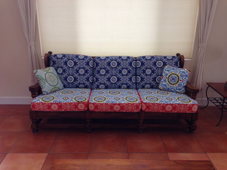 My New Couch Reupholster Diy Sewing Pinterest