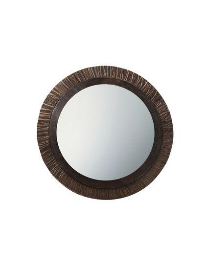 Round Apollo Mirror Treniq Mirrors. View thousands of luxury interior products on www.treniq.com