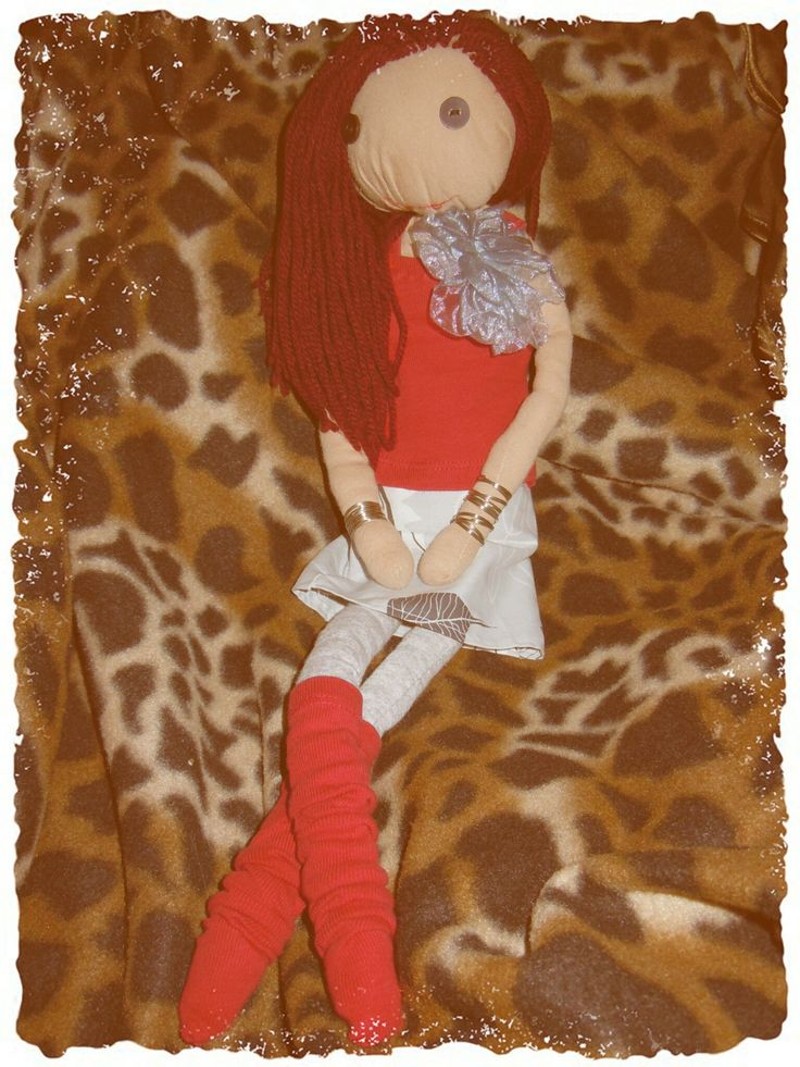 A doll for my daughter! So cute!