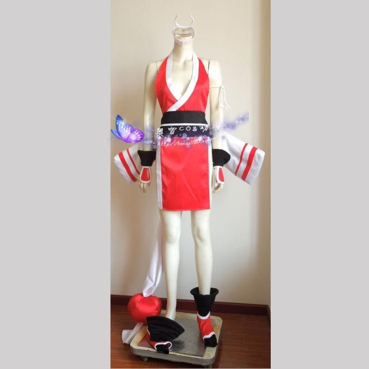>> Click to Buy << 2016 King of Fighters 97 MAI SHIRANUI Sexy cosplay  costumes #Affiliate